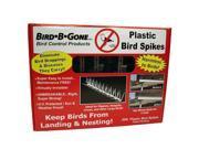 Bird B Gone MM2000-5/20 5in - 20ft. Plastic Bird Spikes