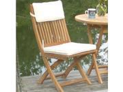 Royal Teak SFCWA Sailor Folding Chair without Arm