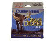 Code Blue 1167 Cb Grave Digger Buck Urine