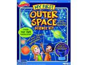 POOF-Slinky 0S6803003 Scientific Explorer Jr. My First Outer Space Science Kit, 4-Activites