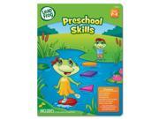 The Board Dudes BDU19400UA24 Preschool Skills Workbook, 7 in. x 9.25 in., 24- BX Multi