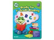 The Board Dudes BDU19403UA24 1st Grade Reading Workbook, 7 in. x 9.25 in., 24- BX, Multi
