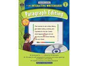 Teacher Created Resources 3631 Interactive Learning: Paragraph Editing Grade 3