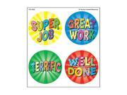 Teacher Created Resources 4850 Good Work 2 Wear'Em Badges