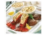 Lobster Gram SSGR2 SHIP TO SHORE GRAM DINNER FOR 2