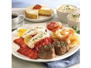 Lobster Gram MMGR2 MAINE MARVEL GRAM DINNER FOR 2
