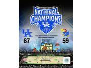 Photofile PFSAAOR08501 University of Kentucky 2012 NCAA Mens Basketball National Champions Composite Photo Print (8.00 x 10.00)