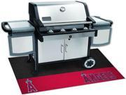 Fanmats 12157 MLB - Los Angeles Angels Grill Mat 26 in. x 42 in.
