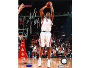 Tristar Productions I0020898 Carl Landry Autographed Houston Rockets 8X10 Photo