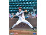 Tristar Productions I0022834 Jordan Lyles Autographed Houston Astros 8x10 Photo