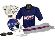 Franklin IF-FRA-15701F09-Y2 New York Giants Deluxe Youth Uniform Set - Medium