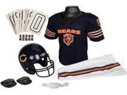 Franklin IF-FRA-15700F02-Y1 Chicago Bears Deluxe Youth Uniform Set - Small