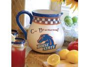 Memory Company MC-COL-BOS-617 Boise State Broncos Gameday Ceramic Pitcher