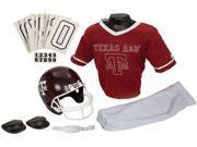 Franklin IF-FRA-15501F39-Y2 Texas A&M Aggies Deluxe Youth Uniform Set - Medium