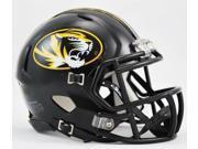 Creative Sports Enterprises, Inc RC-MISSOURI-MR-Speed Missouri Tigers Riddell Speed Mini Football Helmet