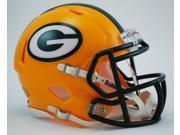 Creative Sports Enterprises, Inc RD-PACKERS-MR-Speed Green Bay Packers Riddell Speed Mini Football Helmet