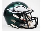 Creative Sports Enterprises, Inc RD-EAGLES-MR-Speed Philadelphia Eagles Riddell Speed Mini Football Helmet