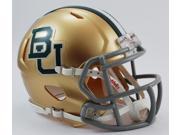 Creative Sports Enterprises, Inc RC-BAYLOR-MR-Speed Baylor Bears Riddell Speed Mini Football Helmet