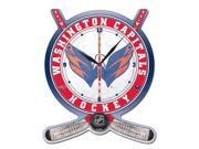 Wincraft WN-2740811 Washington Capitals High Definition Wall Clock