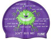 1Line Sports DBMPU Dont Bug Me Silicone Cap in Purple