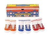 Dimples 689076481342 Pee Wee Sports Center Three Pairs Gym Shoe Socks