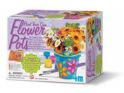 Toysmith Paint Your Own Flower Pots