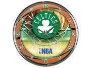 Wincraft CD-1094327451 Boston Celtics Chrome Clock