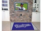 Fanmats FM-07096 Los Angeles Dodgers 5 ft. x 8 ft. Rug