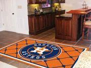 Fanmats FM-07062 Houston Astros 5 Foot x 8 Foot Rug