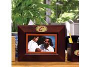 Memory Company MC-NBA-CCA-119 Cleveland Cavaliers Landscape Picture Frame in Brown