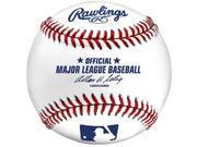 Creative Sports Enterprises, Inc RAWLINGS-MLB-DZ Rawlings Official Major League Baseballs - 1 Dozen