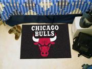 Fanmats 11902 NBA - Chicago Bulls Starter Rug 19'' x 30''