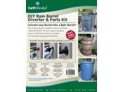 EarthMinded F-RN025 Diy Rain Barrel Kit