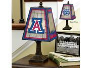 Memory Company MC-COL-ARZ-462 Arizona Wildcats Art Glass Lamp - Small