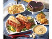 Lobster Gram LLGR4 LOTSA LOBSTA TAIL GRAM DINNER FOR 4