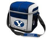 Coleman IF-COL-02513008111 Brigham Young Cougars 24 Can Soft Side Cooler