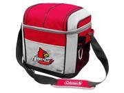 Coleman IF-COL-02513078111 Louisville Cardinals 24 Can Soft Side Cooler