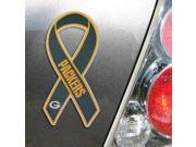 Siskiyou Sports FRMR115 Green Bay Packers Ribbon Magnet
