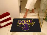 Fanmats 114 COL - 34 in. x45 in.  - Minnesota State Univ Mankato All Star Mat 34 in. x45 in.