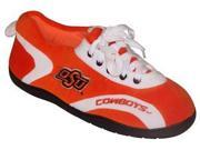 Comfy Feet CF-OKS05XL Oklahoma State Cowboys All Around Sneaker Slippers - X-Large