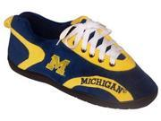Comfy Feet CF-MIC052X Michigan Wolverines All Around Sneaker Slippers - XX-Large