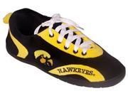 Comfy Feet CF-IOW05LG Iowa Hawkeyes All Around Sneaker Slippers - Large
