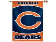 Wincraft CD-3208557320 Chicago Bears 27 in. x 37 in. Banner