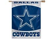 Wincraft CD-3208510290 Dallas Cowboys 27 in. x 37 in. Banner