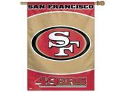 Wincraft CD-3208510979 San Francisco 49ers 27 in. x 37 in. Banner