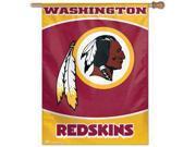 Wincraft CD-3208557335 Washington Redskins 27'' x 37'' Banner