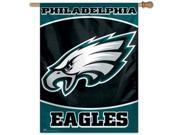 Wincraft CD-3208557329 Philadelphia Eagles 27 in. x 37 in. Banner