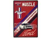 LGP-075 Ford Legendary Muscle Mustang Parking Sign- PS30118