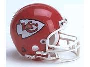 Riddell CD-9585559016 Kansas City Chiefs Football Helmet - Mini Replica