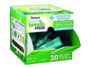 Tropiclean Fresh Breath Plus Dental Dog Treats 1.2 Ounce-30 Pc Digest Support 001770